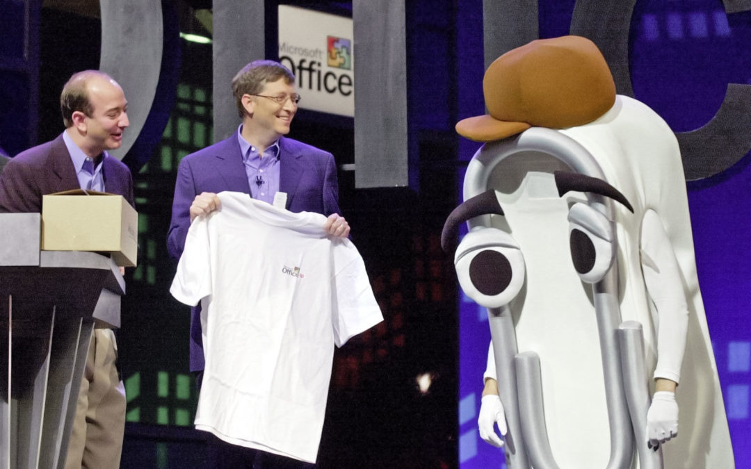 Clippy Was Brought Back to Life, Then Killed Off Again By Microsoft