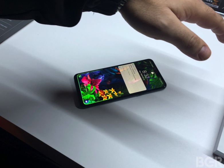LG Trademarks 7 Incredible Features Including Touchless Controls for Smart Phones